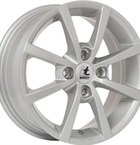 "It wheels Alisia Silver 15""(EW419744)"