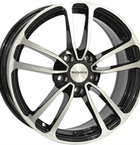 "Monaco CL1 Gloss Black & Polished 16""(EW435217)"