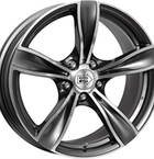 "1000 Miglia MM033 Anthracite Polished 17""(EW431162)"