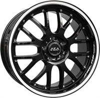 ASA AR1 Race White 19""