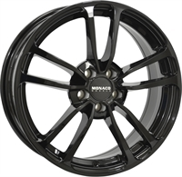 Monaco CL1 Gloss Black 16""