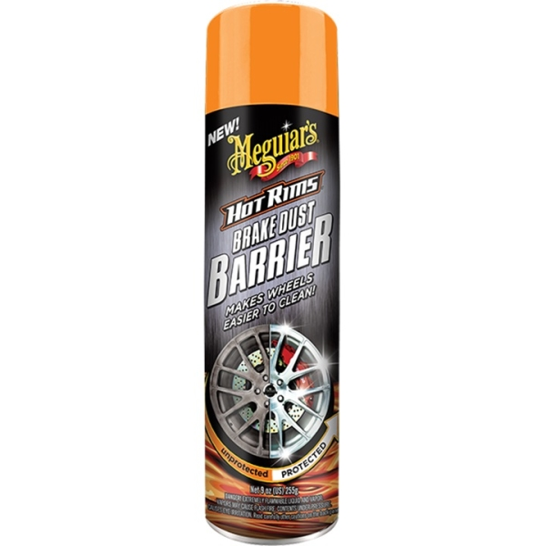 Meguiars Hot Rims Brake Dust Barrier