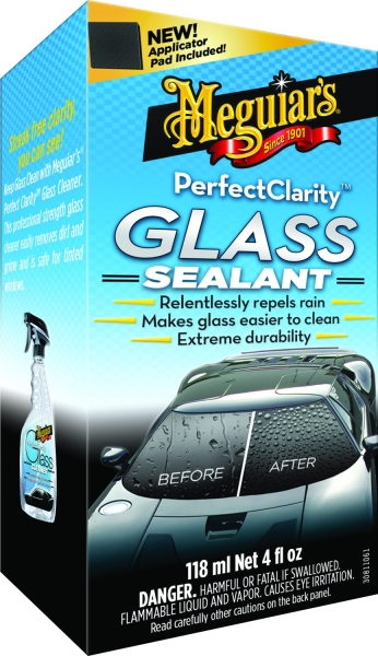 Meguiars Perfect Clarity Glass Sealant