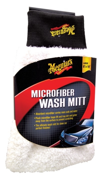 Meguiars Ultimate Wash Mitt (mikrofiber)