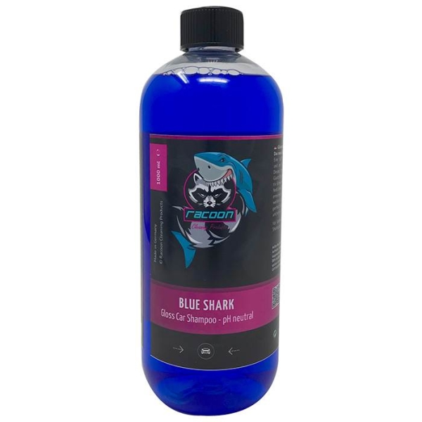 Racoon Blue Shark Gloss Car Shampoo